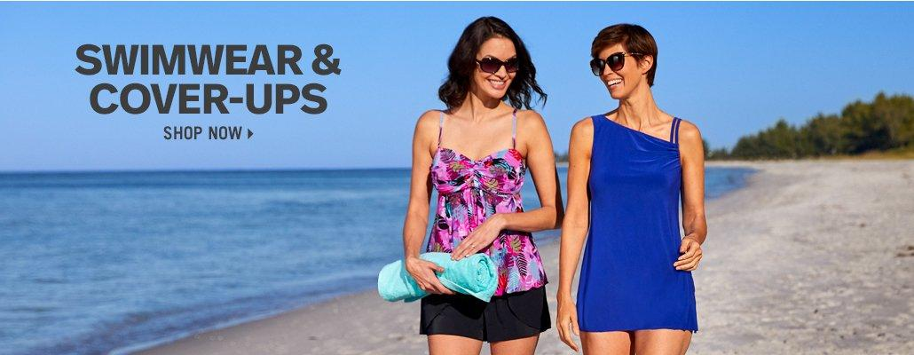 Swimwear & Cover-Ups - Shop Now