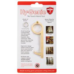 Hy-Genie Brass No Touch Hand Tool