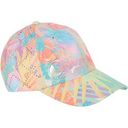 Womens Palm Print Vented Cap