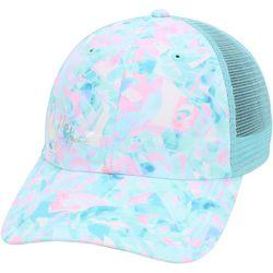 Reel Legends Womens Beach Glass Bubble Trucker Hat