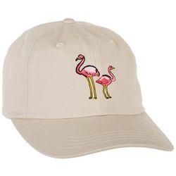 Paramount Apparel Flamingo Embroidered Cap