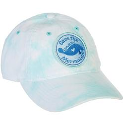 Womens Sea Glass Tie Dye Hat