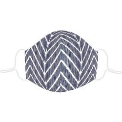 Womens Chevron Print Facemask