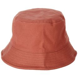 Steve Madden Womens Wire Rimmed Bucket Hat