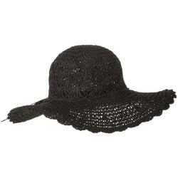 Womens Crochet Floppy Sun Hat