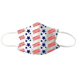 Pavilion 7-pc. America Strong Disposable Face Mask Set