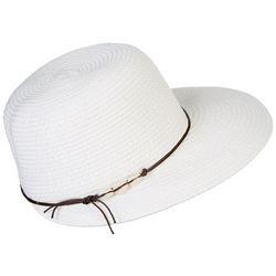 Mad Hatter Womens Puka Shells Cord Hat