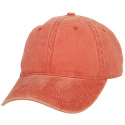 Unisex Solid Adjustable Cap