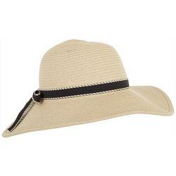 MADD HATTER Womens Open Back Floppy Sun Hat
