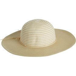 MADD HATTER Womens Two Tone Floppy Hat