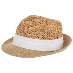 Cejon Accessories Womens Crochet Straw Hat