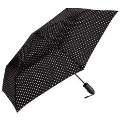Shedrain Vented Automatic Dotted Umbrella