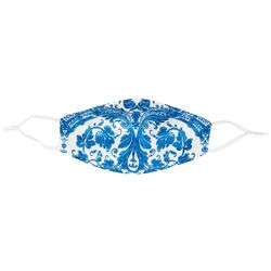 Save The Girls Womens Soft Solution Glamour Paisley Facemask