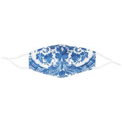 Save The Girls Womens Soft Solution Glamour Damask Facemask