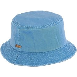 Sun N' Sand Womens Denim Washed Hat
