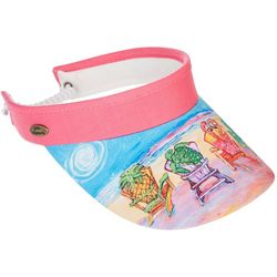 Leoma Lovegrove Womens Sailors Delight Visor