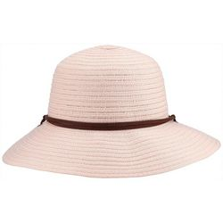 Womens Summit Breeze Crushable Straw Sun Hat