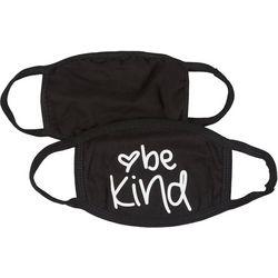 2-Pc Be Kind Face Mask Setc