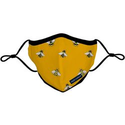Simply Southern Bee Print Reusable Face Mask Adult