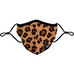 Simply Southern Leopard Print Reusable Face Mask Adult