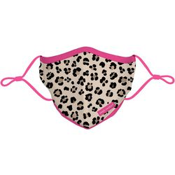 Simply Southern Leopard Print Reusable Adult Face Mask