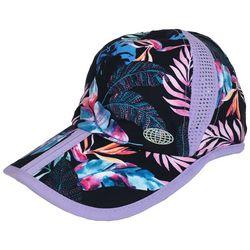 Reel Legends Womens Tropical Printed Mesh Cap