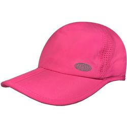 Reel Legends Womens Solid Foldable Vented Hat