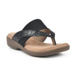 Rialto White Mountain Thong Sandals