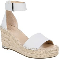 Franco Sarto Womens Clemens Leather Sandals