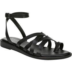 Franco Sarto Womens Georgie Strappy Casual Sandals