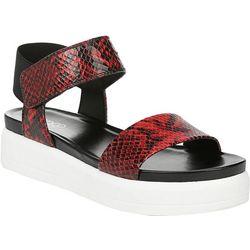 Franco Sarto Womens Kana Platform Sandals
