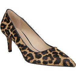 Franco Sarto Womens Tudor 2 Kitten Heels
