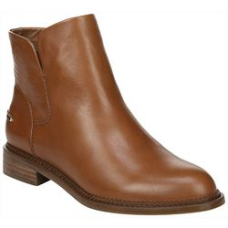 Womens Happily Leather Ankle Boots