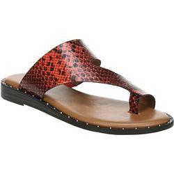 Franco Sarto Womens Ginny Slide Sandals