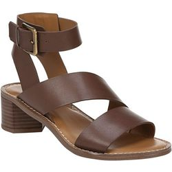 Franco Sarto Womens Kaelyn Heeled Sandals