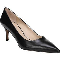 Franco Sarto Womens Tudor Leather Heels
