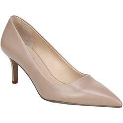 Womens Tudor Leather Heels