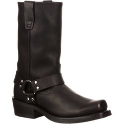 Durango Womens Leather Harness Boots