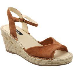 Womans Vermont Espadrille Wedge Sandals