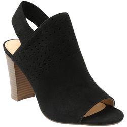 XOXO Womens Bardia Slingback Dress Sandals