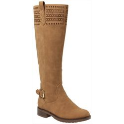 XOXO Womens Stieber Tall Boots
