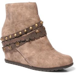 2 Lips Too Womens Too Nova Studded Bootie