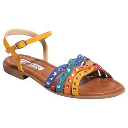 2 Lips Too Womens Too Eve Quarter Strap Sandals