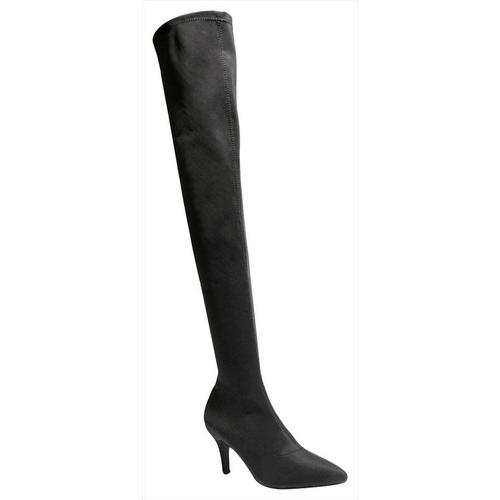 6d1e6350d85 2 Lips Too Womens Too Paula Over the Knee Boots