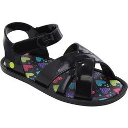 Western Chief Girls Heart Sandbox Sandals