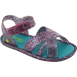 Western Chief Girls Glitter Sandbox Sandals