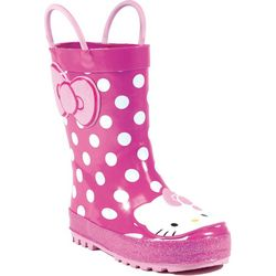 Western Chief Toddler Girls Hello Kitty Rainboots