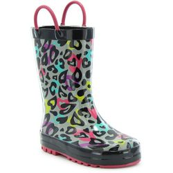 Western Chief Toddler Girls Groovy Rain Boots