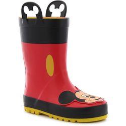 Disney Mickey Mouse Toddler Boys Rain Boots
