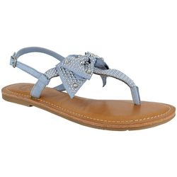 Dolce by Mojo Moxy Womens Sunkissed Stud Sandals